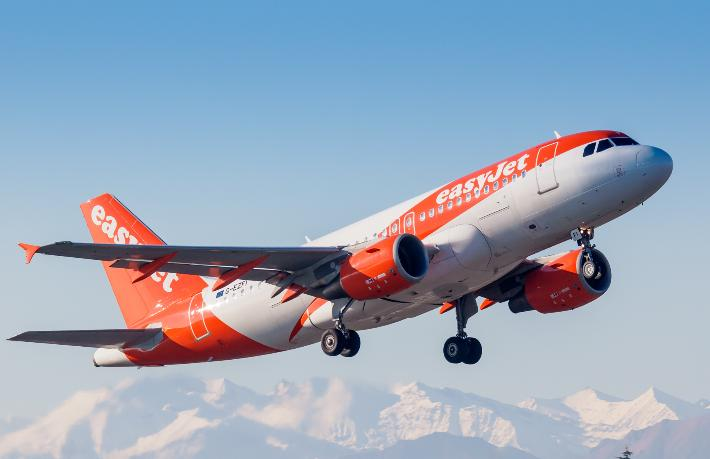 easyJet'ten Antalya'ya müjdeli haber