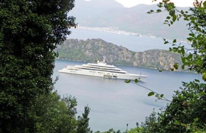 Günübirlik turizm tesisi imarlı ada satılık