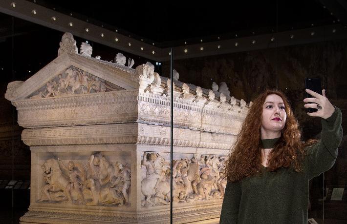 Bakanlıktan Müzede Selfie Günü'ne özel yarışma