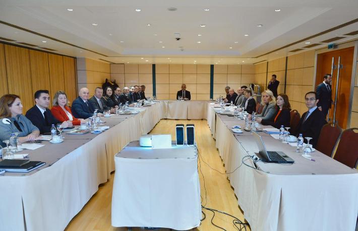 TTGA ilk toplantısını Ankara'da gerçekleştirdi