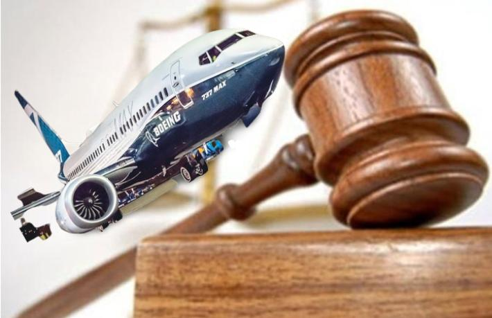 Boeing'e tarihi ceza...5.4 Milyon Dolar