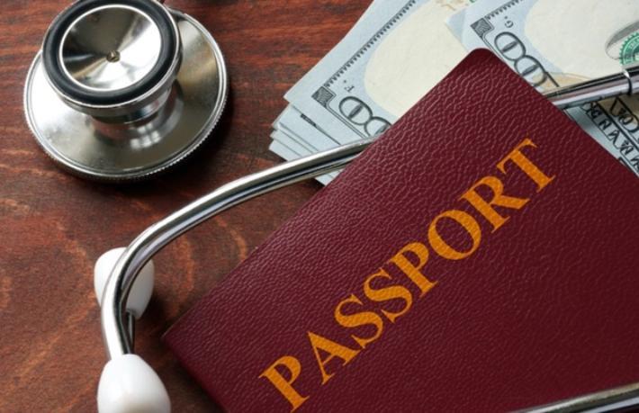 Turizm özel hastanelerin derdine çare oldu