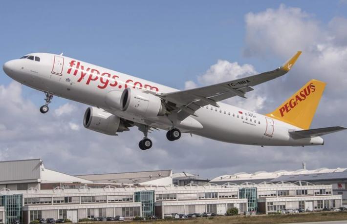 Pegasus'un net kar beklentisi: 210-250 Milyon Avro