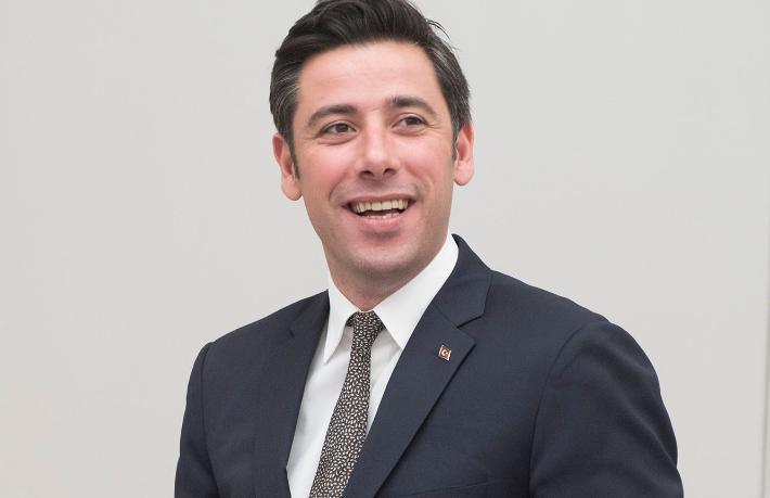 Turizmci Atakan Altuğ, saat sektörüne transfer oldu
