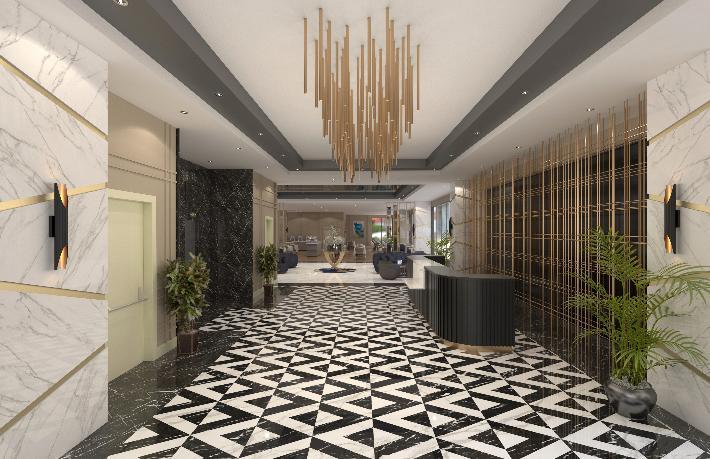 Delta Hotels by Marriottİstanbul Haliç hizmete girdi