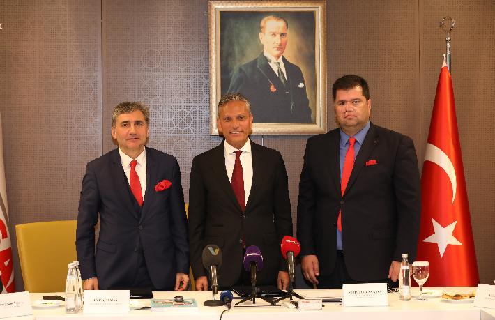 TÜRSAB ile HESTOUREX  Fuarı'ndan iş birliği anlaşması