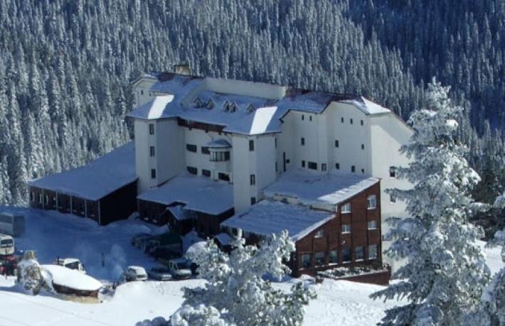 Ilgaz Doruk Otel'in akıbeti belli oldu