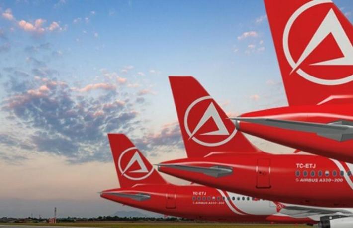 """Atlasglobal'den """"Uçuşlarımız devam ediyor"""" açıklaması"""