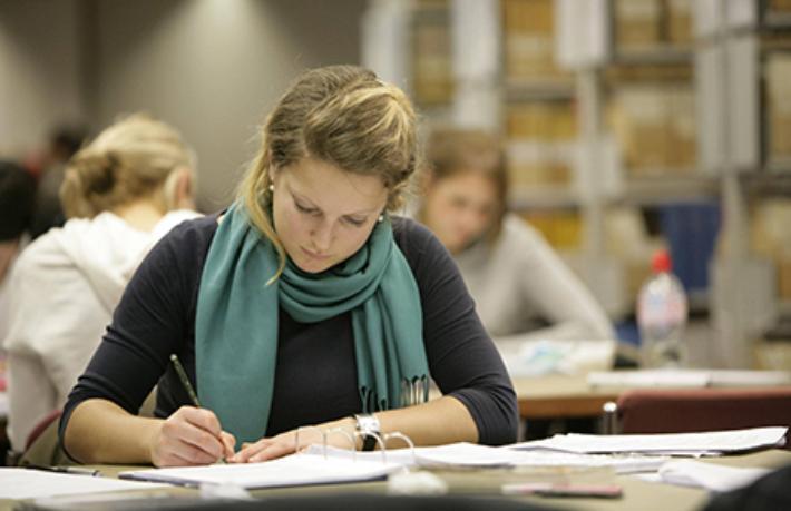Öğrenciler sınava Antalya otellerinde hazırlanıyor