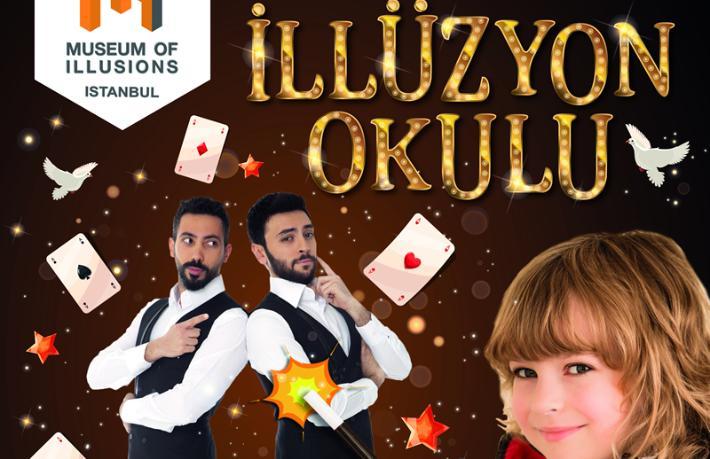 İstanbul İllüzyon Müzesi'nde illüzyonlar gerçek oluyor