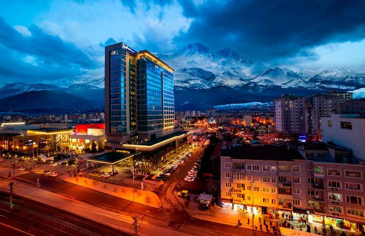 Radisson Blu Hotel Kayseri'den özel kayak paketleri