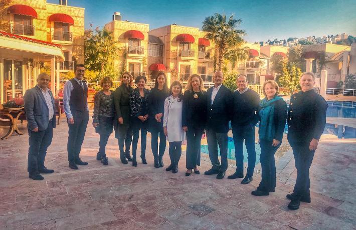 IFITT Turkey Chapter çalışmalarına başladı