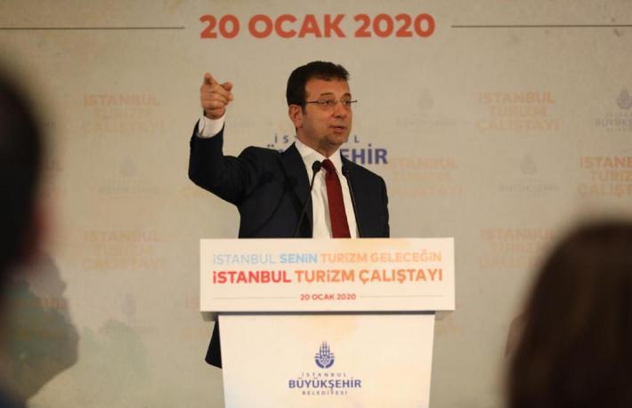 İstanbul için beyin fırtınası yaptık