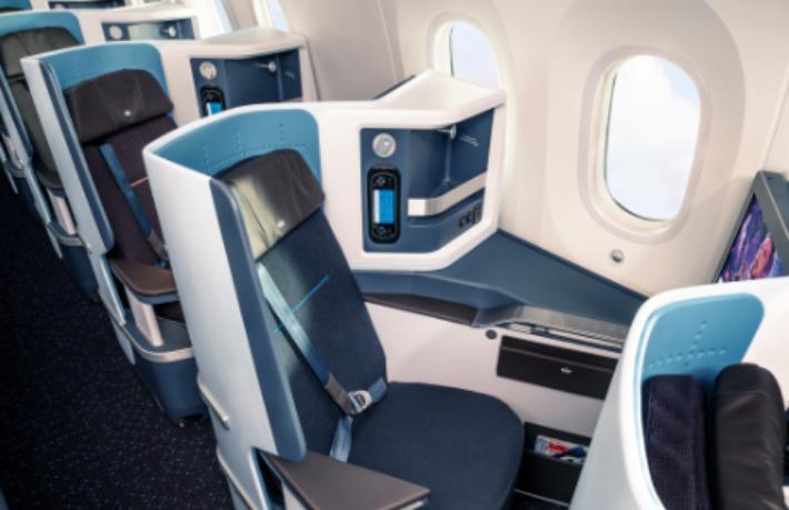 KLM, filosuna çevre dostu uçak ekledi