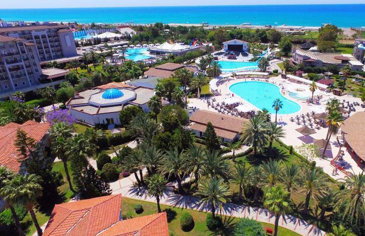"Euphoria Palm Beach and Resort Hotel'e ""Best of Region"" ödülü"