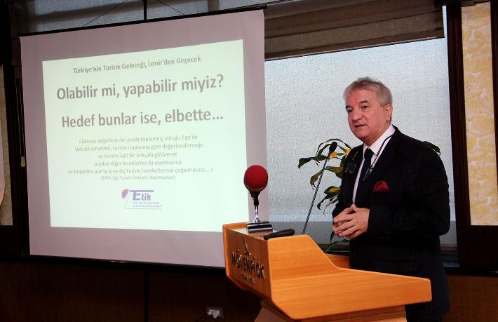 İzmir'in turizm karnesi açıklandı