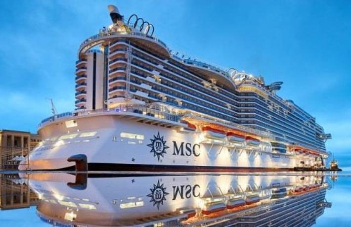MSC Cruises'dan İstanbul ve Kuşadası müjdesi