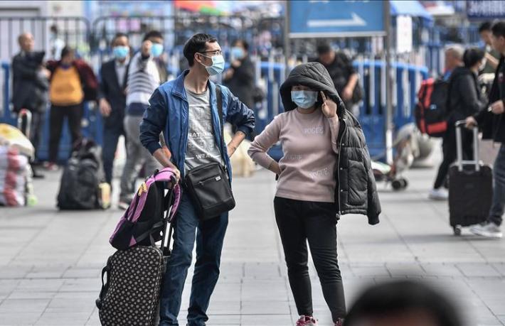 Çin'de tümseyahatler askıya alındı