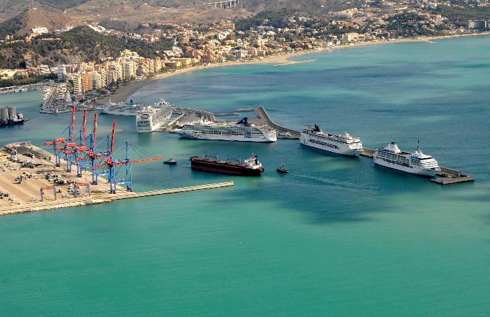 Global, Malaga Kruvaziyer Limanı'nın çoğunluk hissesini aldı