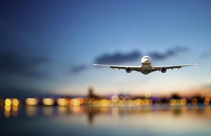 Yolcu uçaklarının üçte ikisi yerde