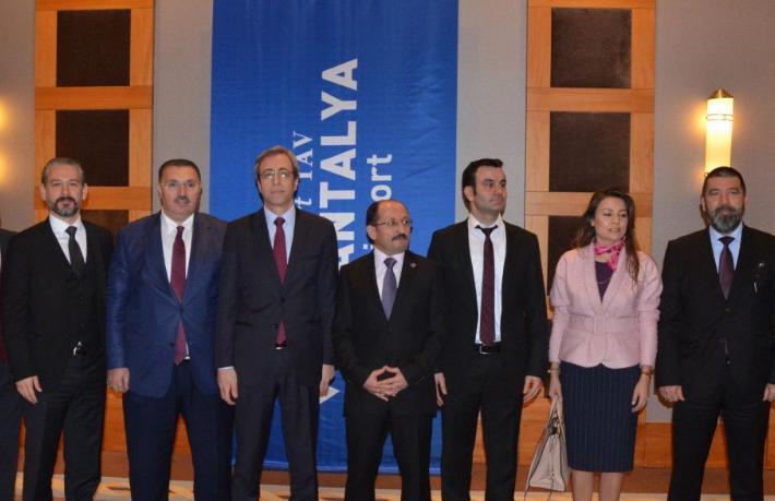 Dev organizasyon Antalya'da yapılacak