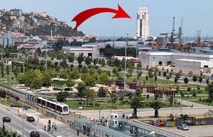 Tanrıverdi'nin 29 katlı oteli yıkılacak mı?