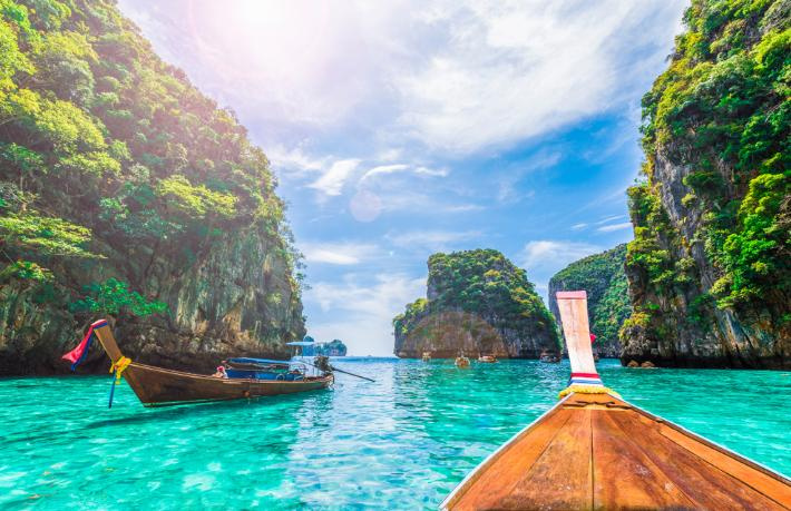 Tayland'da hayallerini arayan Türk turizmciler