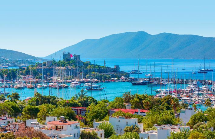 Bodrum turizmi için 'Sürdürülebilirlik' seferberliği