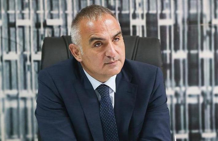 Bakan açıkladı: Taksim'de tüm projeler iptal