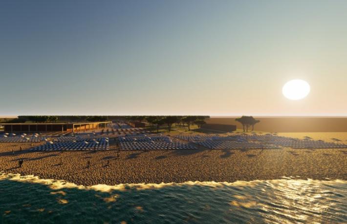 Bakanlıktan Belek'e iki ücretsiz halk plajı