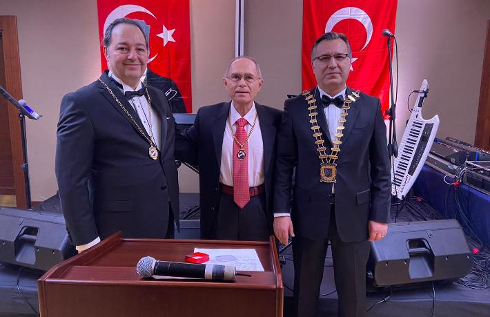 Skal Marmara'nın başkanı değişti