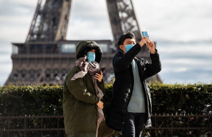 Minicik bir virüs Avrupa turizmini sarstı
