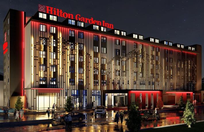 Hilton'dan Karadeniz ve Doğu Anadolu'ya 3 yeni otel