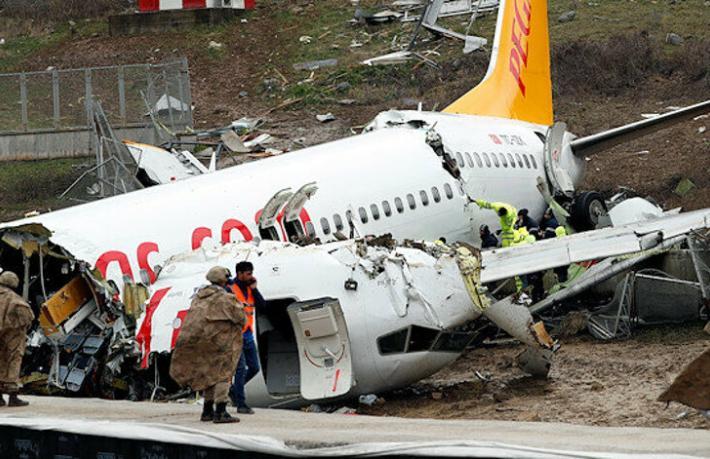 Pegasus'un kazasında yaralanan yolcular dava açacak