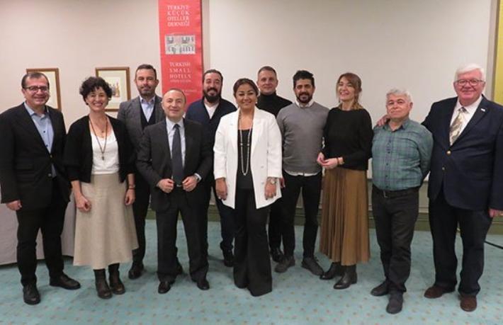 TÜRKODER'in başkanlığına Ertan Ustaoğlu yeniden seçildi