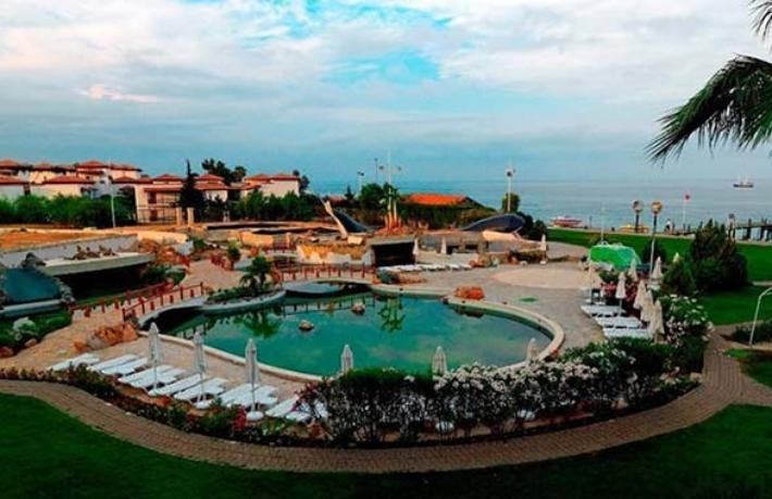 97 Milyon Lira'ya icradan satılık otel