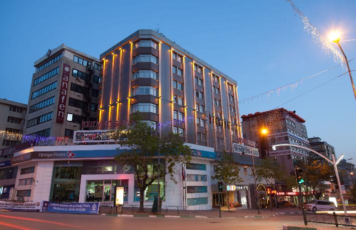 Kervansaray Fomara City Otel kiralandı