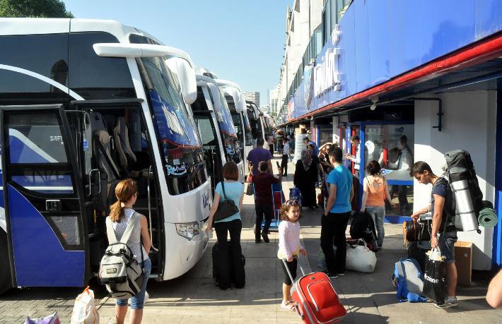 Günlük yolcu sayısında şok düşüş