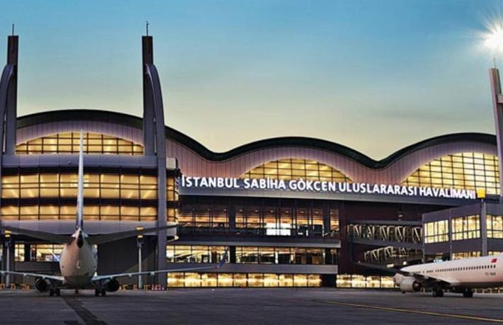Sabiha Gökçen Havalimanı'nda uçuşlar durduruldu