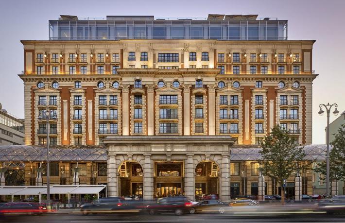 Moskova'da boş kalan otellerden yeni proje
