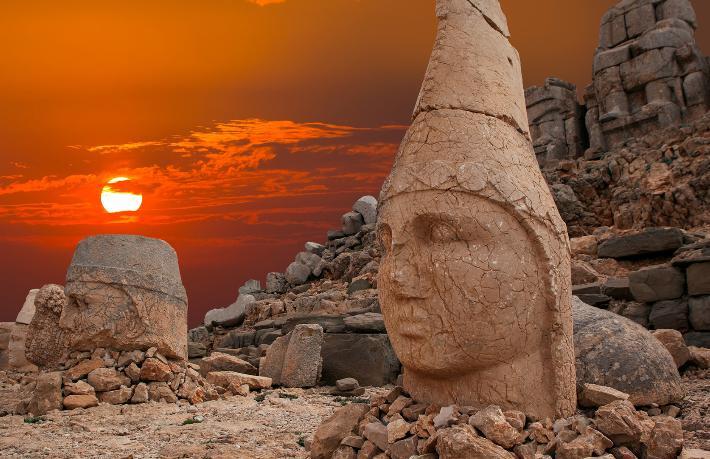 Nemrut'a ziyaretçi yasağı uzatıldı