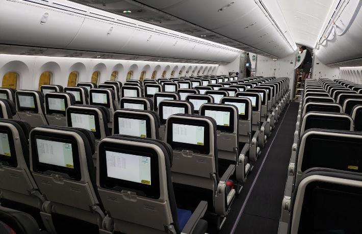Yolcu uçakları kargo olarak kullanılacak