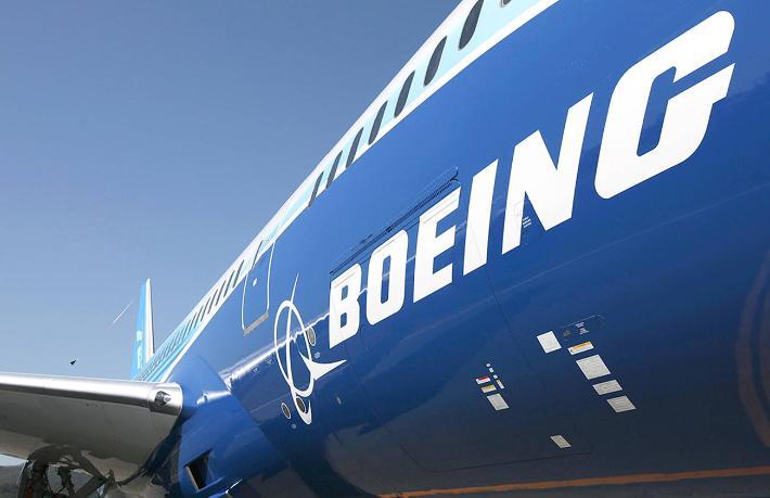Boeing'te korona depremi