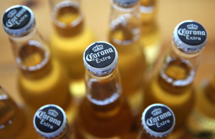 Virüs 'Corona' isimli biranın üretimini durdurdu