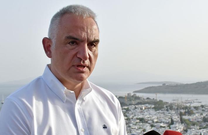 Ersoy: Aldığım geri bildirimlere göre turistin gözü Türkiye'de