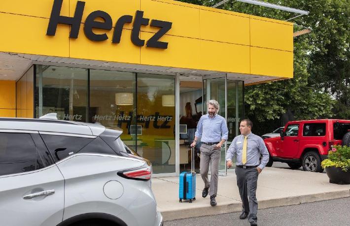 Hertz konkordato başvurusu yaptı