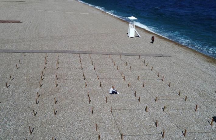 İşte plajlarda 'yeni normal' kuralları