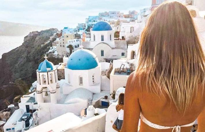 Yunanistan'da turizm tam gaz başladı
