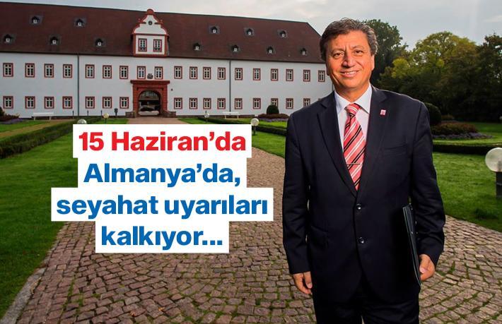 Haydi Türkiye, Almanya'dan bizim olanı alma zamanı