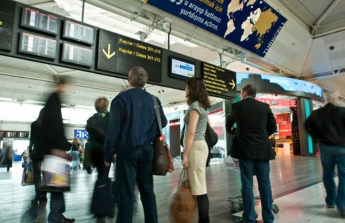 Bu kurallara uymayan yolcular havalimanlarına kabul edilmeyecek